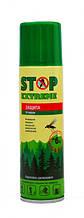 Аэрозоль-репеллент Stop Extreme от укусов комаров, мошек, слепней 150 мл