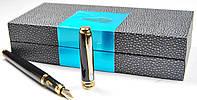 Ручка чернильная  Crocodile 320 F в подарочной упаковке