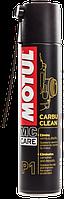 Очищувач карбюраторів MOTUL P1 CARBU CLEAN (400мл)