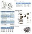 Центробежный насос Leo 0.75 кВт Hmax 21.5 м Qmax 190 л/мин (БЦПН) (775991), фото 2