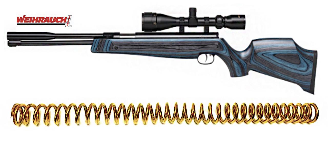 Пружина для пневматичної гвинтівки Weihrauch HW 77K (Turbo Gold)