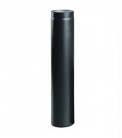 Дымоходная Труба 1000 мм Ø150 мм из черной стали, фото 2