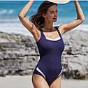 Купальник жіночий, синього кольору. ТМ YsabelMora. Іспанія. 40. 42. 44. 46. 48. 50., фото 2