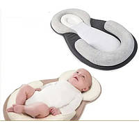 Детская подушка позиционер Baby sleep positioner с рождения