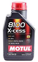 Моторне масло MOTUL 8100 X-CESS 5W-30 (1л), фото 1