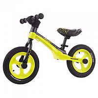 Детский беговел BALANCE TILLY Magnet T-212522 Желтый