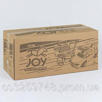 Детская машинка-толокар JOY 808 W-9988 Зеленый, фото 2