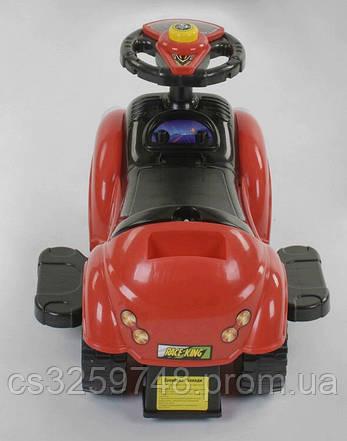 Машинка-толокар JOY 09-506 R Красный, фото 2