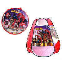 Детская палатка Spider-Man 8006 SP 120х110х110 см