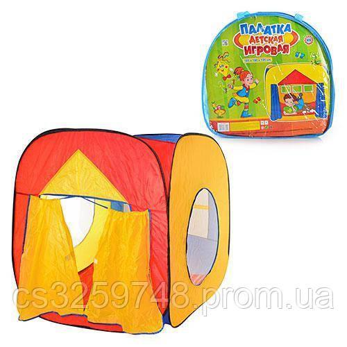 Детская игровая палатка 3516