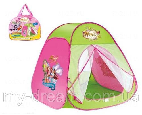 Детская палатка домик Winx 815S