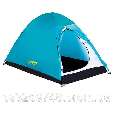 Двухместная палатка Pavillo Bestway 68089 «Active Base 2», 200х120х105см, фото 2