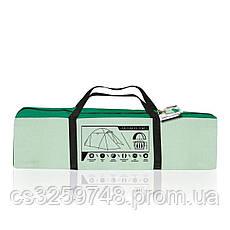Палатка туристична 68046 (70+200+70)*180*125 см), 3-місна, антимоскітна сітка, сумка, фото 3