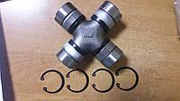 Крестовина карданного вала (вир-воПРАМО) (размеры 39х118) на стопорных кольцах, фото 1