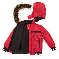 Детская теплая куртка на мальчика analog Lenne 92–122р. в расцветках
