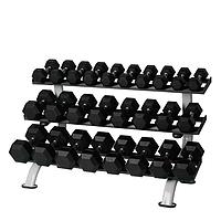 Стойка для гантелей SPART Dumbbell Rack 12 пар 1