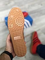 """Кроссовки Adidas Samba """"Красные"""", фото 3"""