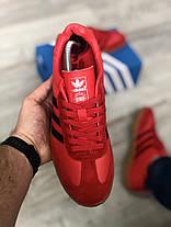 """Кроссовки Adidas Samba """"Красные"""", фото 2"""