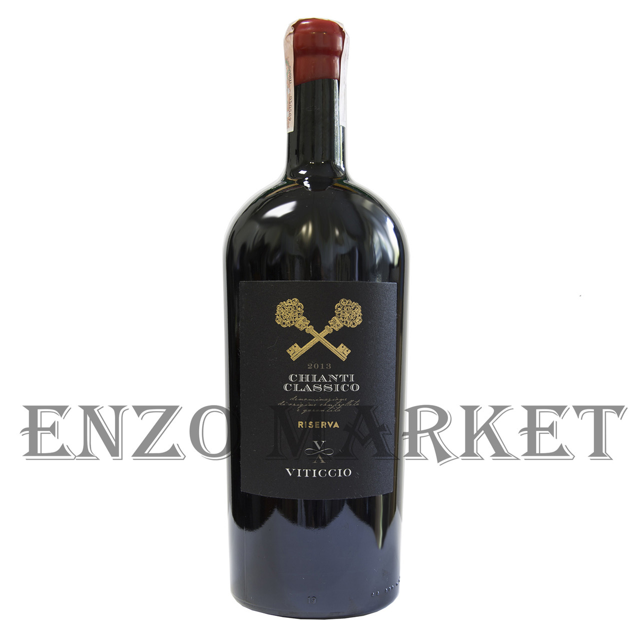 Вино красное сухое Viticcio Chianti Classico Riserva DOCG, 1,5 литра