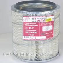 Елемент фільтру повітряного 8421-1109080 (285х300х170) без дна МАЗ