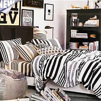 Комплект постельного белья евро Elway 5047 Teenager