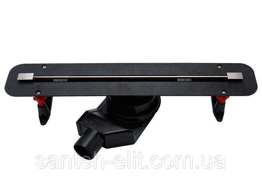 Душевой канал Pestan Slim Line 950 мм с декоративной вставкой из нержавеющей стали 13100036