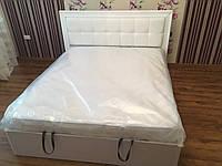 Кровать Белла 1,6х2,0 Подъемное Профиль и Мягкая спинка с каркасом