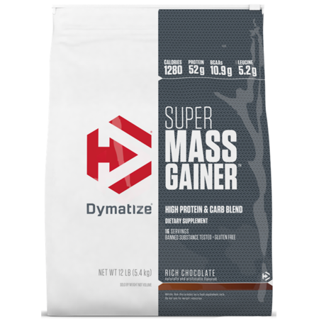 Dymatize Nutrition Super Mass Gainer (5,4 кг.)