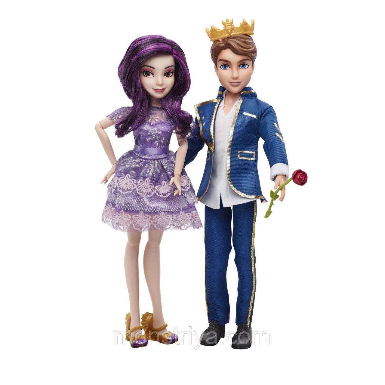Набор кукол Мэл и Бен «Затерянный остров» Disney Descendants Наследники