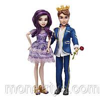 Набір ляльок Мел і Бен «Загублений острів» Disney Descendants Спадкоємці