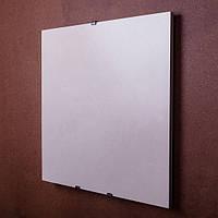 """Керамико-углеродная нагревательная панель """"Quantum Electric"""",Бежевая Selena 600*600"""