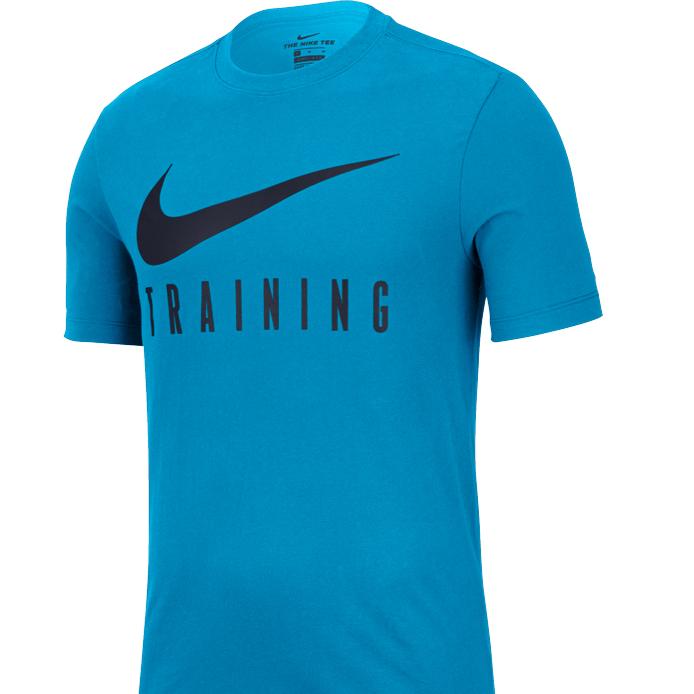 Футболка Nike DRY TEE TRAIN (BQ3677-447) оригинал