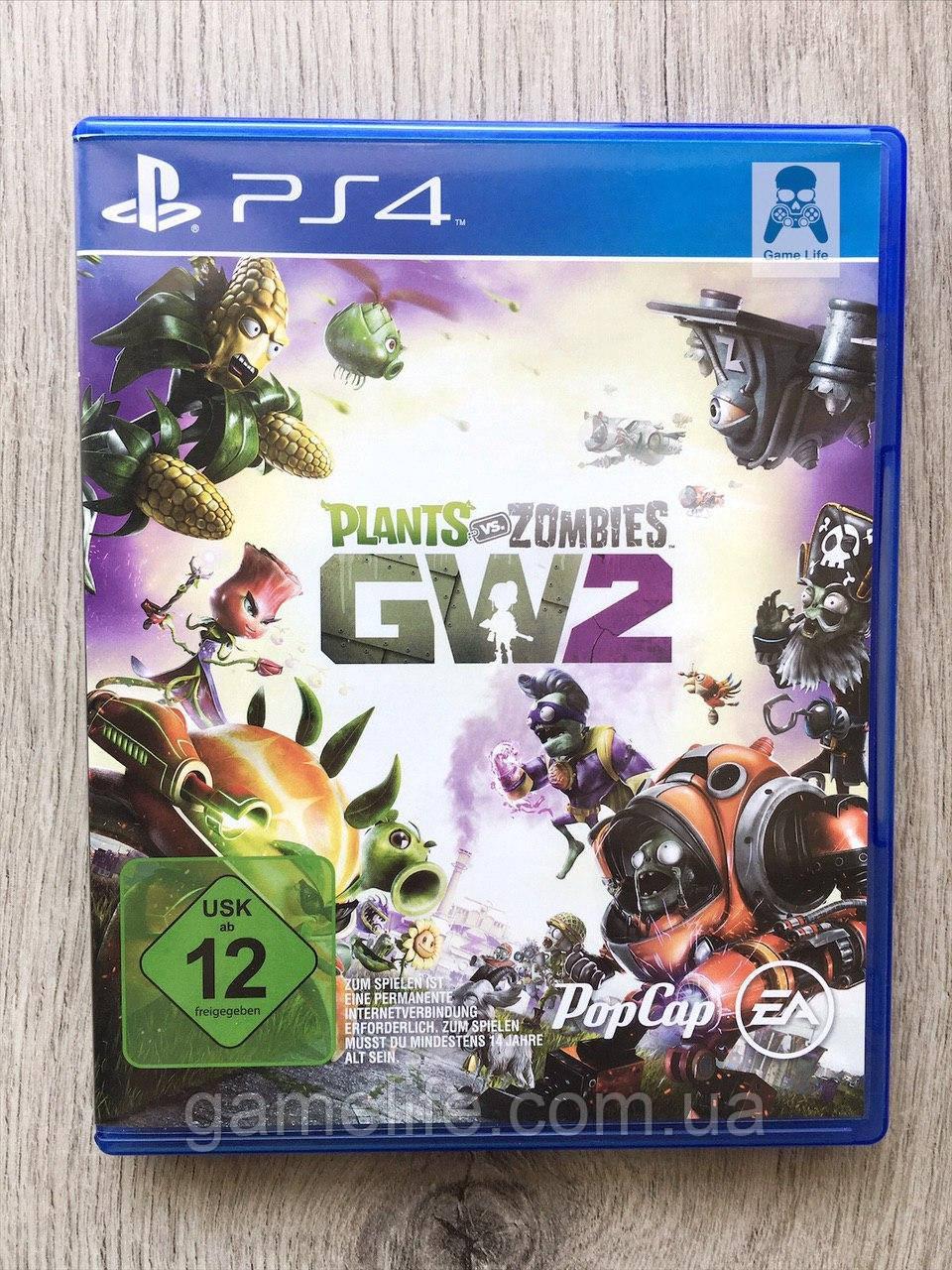 Plants vs. Zombies Garden Warfare 2 (англ.) (б/у) PS4