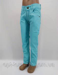 Котонові штани для дівчаток