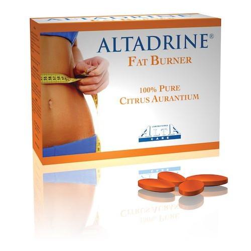 Жиросжигающий комплекс Altadrine Fat Burner Alta Care