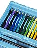 """Набір для дитячої творчості у валізі з 208 предметів """"Чемодан творчості"""", фото 8"""