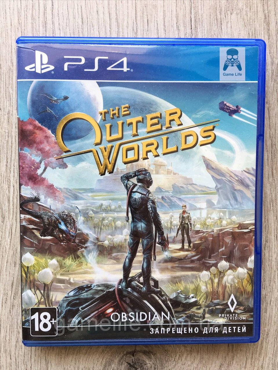 The Outer Worlds (рус. суб.) (б/у)  PS4