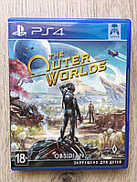 The Outer Worlds (рус. суб.) (б/у)  PS4, фото 1