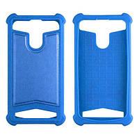 Накладка універсальна 5.5 TOTO Universal TPU Case Blue