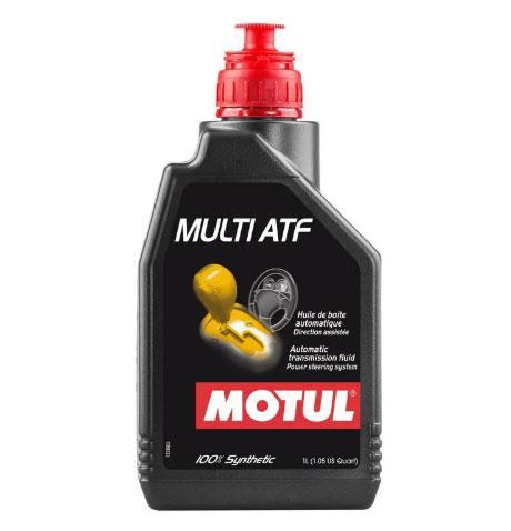 Трансмісійне масло MOTUL Multi ATF (1л)