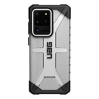 Накладка для Samsung G985 Galaxy S20 Plus UAG Plasma Ice