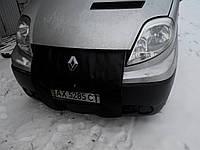 Утеплитель радиатора Renaut Trafic OPEL Vivaro Nissan Primastar (цвет черный)