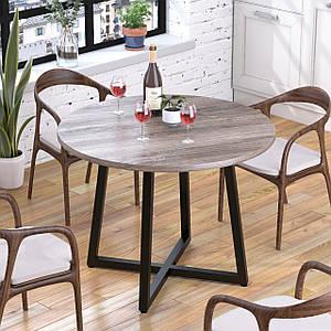 Круглый стол Loft-design Бланк для кухни и переговоров