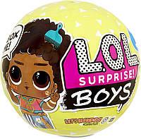 L.O.L. MGA Игровой набор с куклой L.O.L. Surprise! Boys Series 3 - Мальчики лол 3 сезон, фото 1