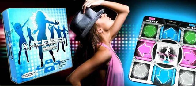 Танцевальный коврик Dance Mat подключение к ТВ + ПК, фото 2