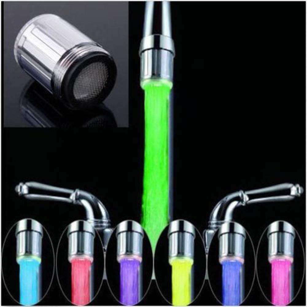 Светодиодная насадка на кран Water Glow