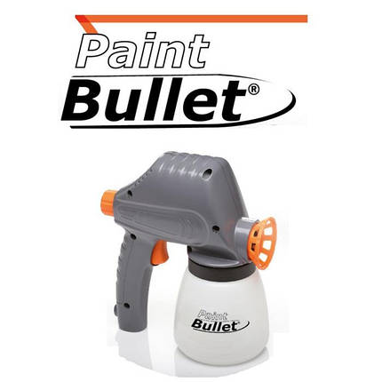 Пульверизатор для краски Paint Bullet, фото 2