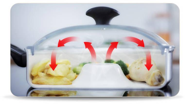 Сковорода Dry Cooker Драй Кукер, фото 2