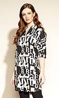 Женское платье Emara Zaps черного цвета. Коллекция осень-зима, фото 1