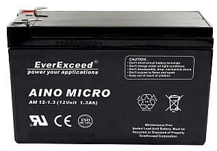 Акумулятор EverExceed AM 12-1.3